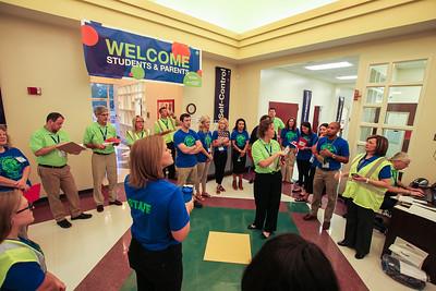 Matthews Charter Academy Opening (2016-08-25)