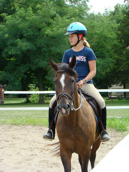 Friday Equestrians