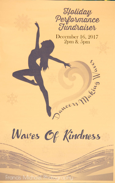 Dancers Making Waves 2017- 2:00 pm Show; Act 2