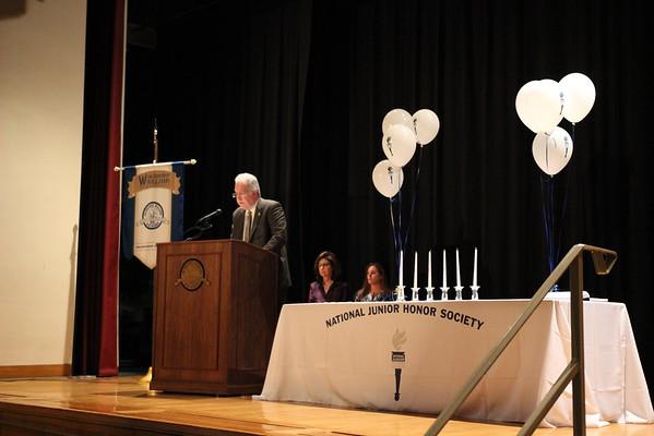 2014-2015 NJHS Ceremony