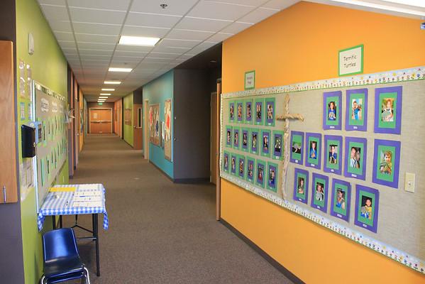KidZone Hallway