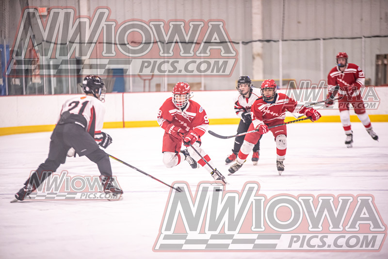 Worthington vs Luverne 2-15-2020