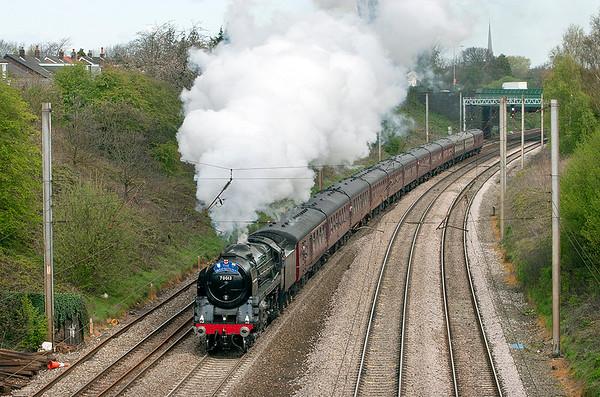 27th April 2012: Penwortham