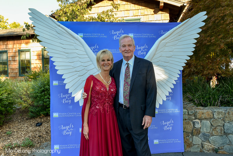 Kathleen and Keith Woodcock