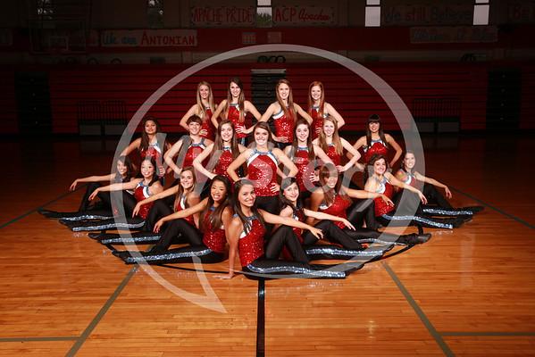 Antonian Dance 2013-14