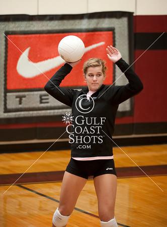 2009-08-27 Volleyball - Girls - Alvin vs Amarillo