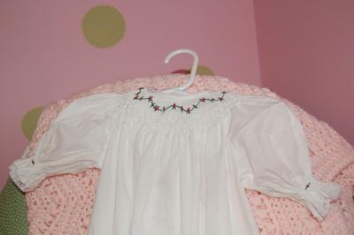 Emma Sanders' Dress