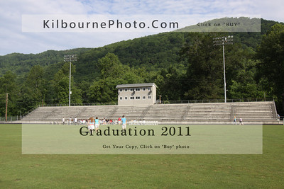 Powell Valley Practice Grad Day 2011