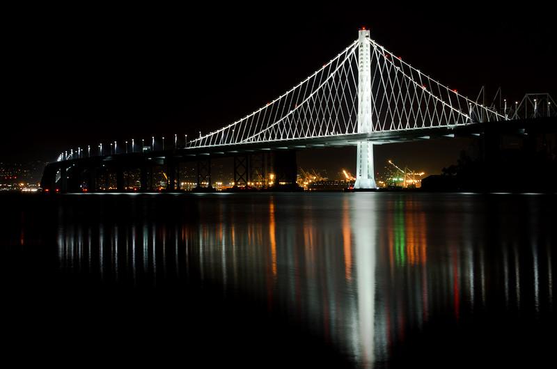 New Span of the Bay Bridge