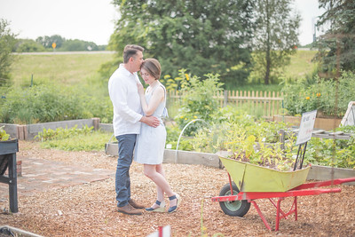 Nicole + Joe Engagement