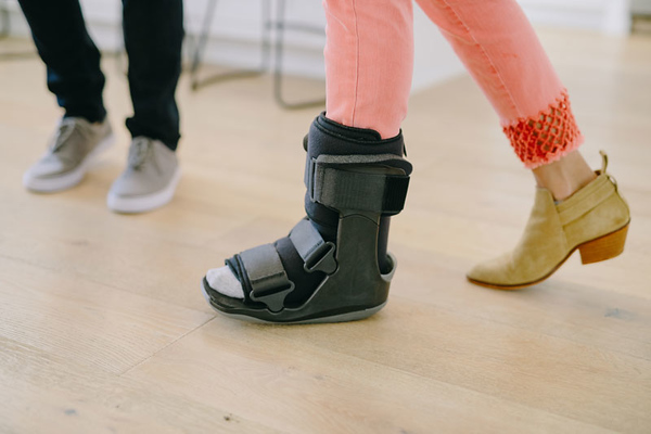 SoftGait Walker Boot