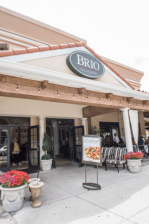 Mothers Day Brunch @ Brio Tuscan Grille 5-13-18