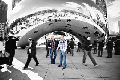Ashley & Steve {engaged}