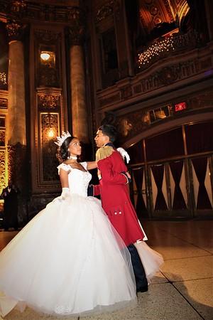 Ricki's Cinderella Themed Roaming Photographer