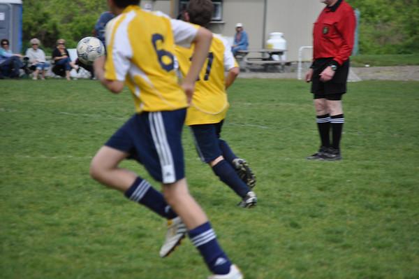 Pythons Tie Highland 3-3