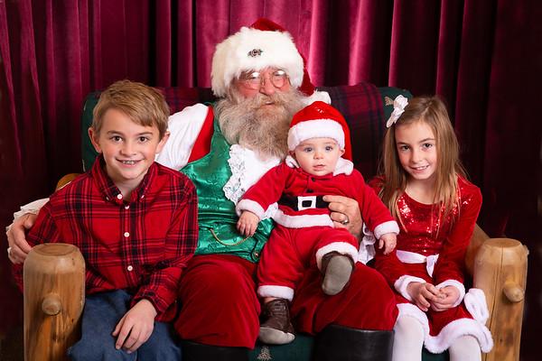 2019.12.08 Santa and The Grinch