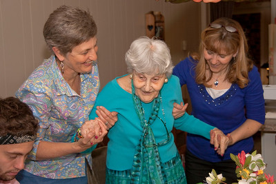 Madeline's 90th Birthday Party 2011