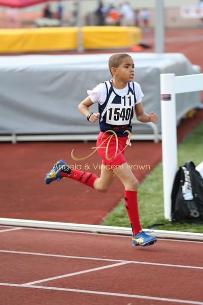 2017 AAU DistQual: 9 Boys 1500m