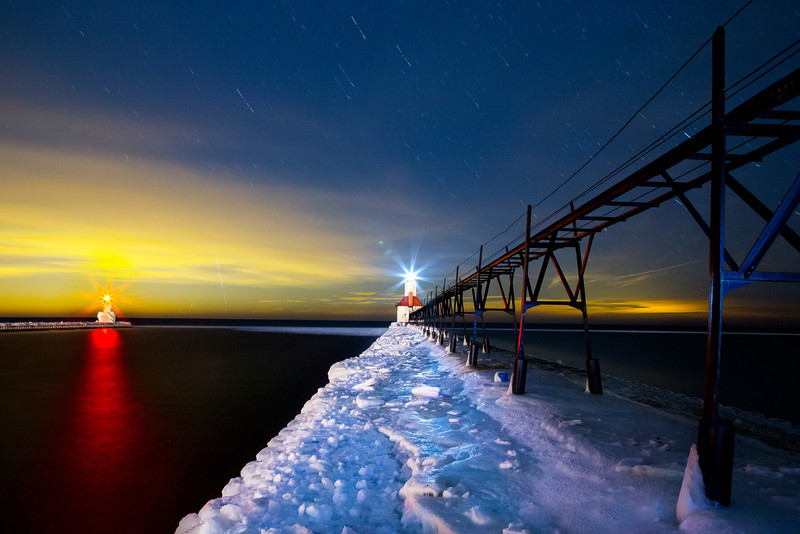 The Lights of the Night, St. Joseph