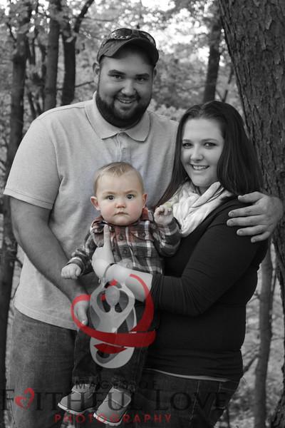 Harris Family 10-14-14