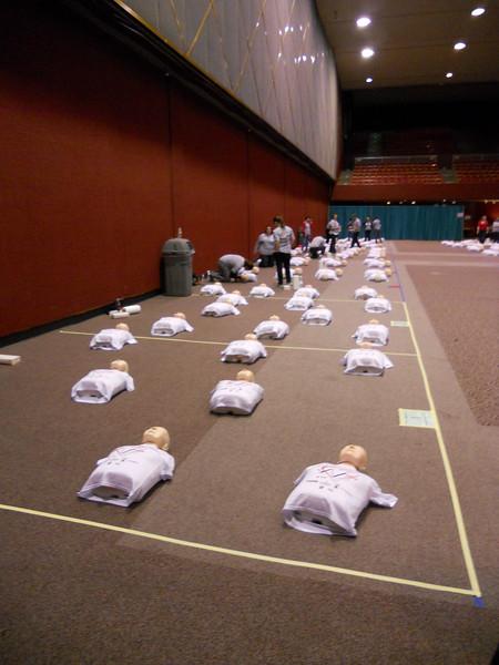 CPR Saturday