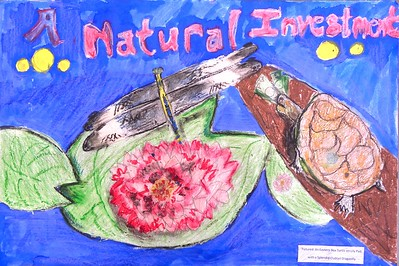 2015 Give Wildlife a Chance Poster Contest