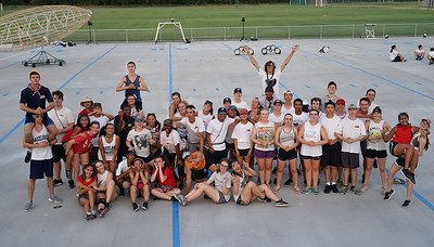 Summer Band Camp Week 3 (Aug 5 - Aug 10)