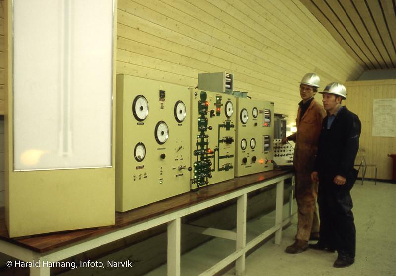Narvik tekniske fagskole, avdeling ved oljesenteret på Tjeldøya.