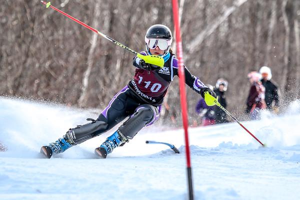 Boys and Girls Slalom
