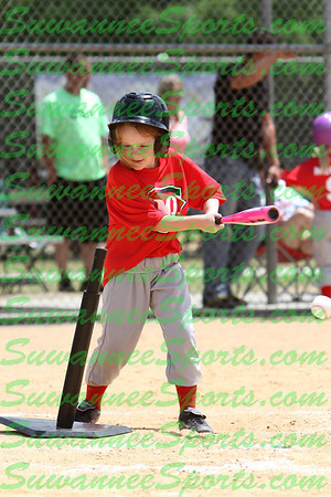 Suwannee Parks and Recreation 2014 - Tee Ball