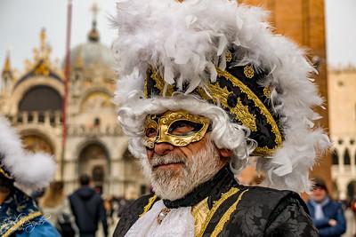 Venice Carnevale 2020