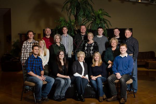 Maynard Family~12/26/12