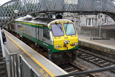 Portlaoise (Rail), 14-07-2016