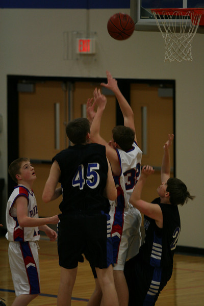 1-13-2011 TMB vs. Lakeview