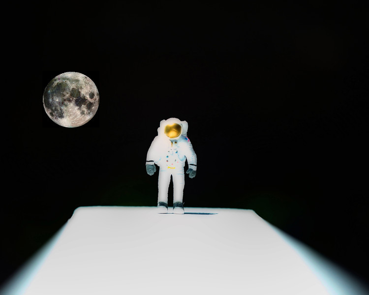 We are so close to putting a mini man on the moon.