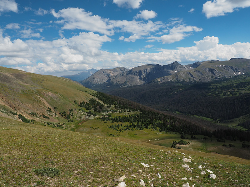 View from Alpine Visitors Center