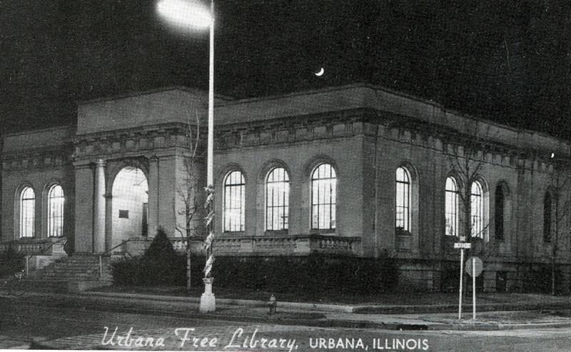 Urbana Library Night