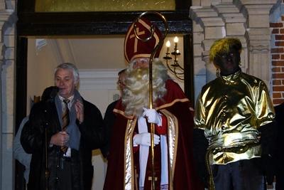 Lichtstoet en Sinterklaas 2004