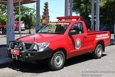 Brandweer Karangasem