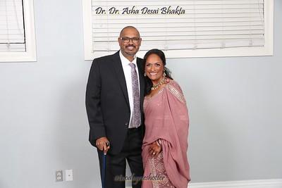 2021 Dr Dr Asha Reception