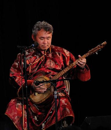 Tuvan Throat Singers - Open Space 2010