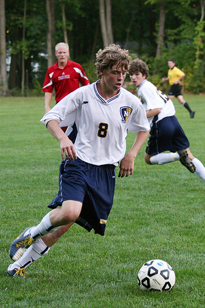 2007 Boys Soccer / Mansfield Christian