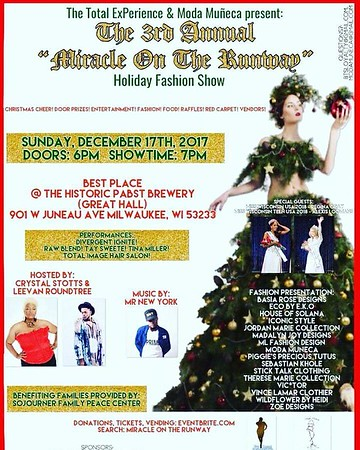 Third Annual Miracle on the Runway Holiday Fashion Show