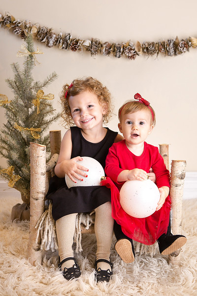 Holiday Mini Sessions-Gracelynn and Ellerie [For Ashley]