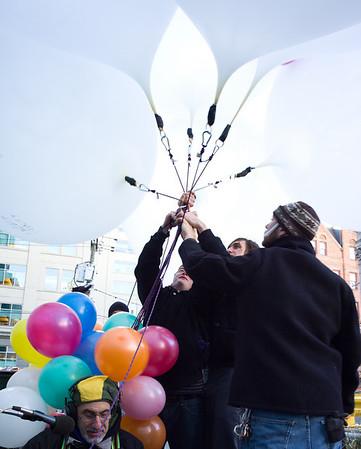 It is balloon!