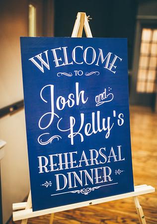 Kelly + Josh's rehearsal