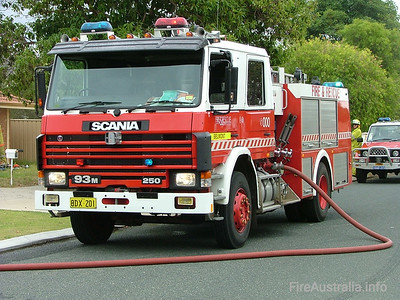 HP3 - Scania | Heavy Pumper