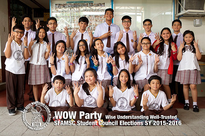Student Council 2015-2016