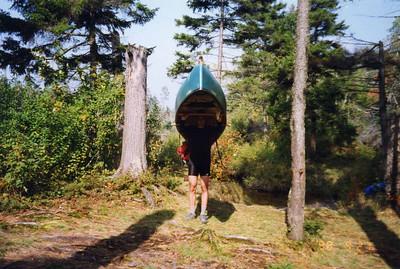 1997 - Adirondack Canoeing
