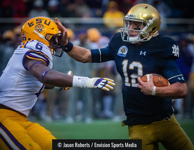 2018-01-01 - University of Notre Dame Fighting Irish v. Louisiana State University TIgers (Citrus Bowl)